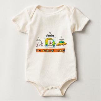 Original Hybrid Baby Bodysuit