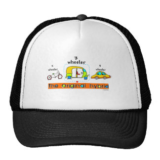 Original Hybrid Mesh Hat