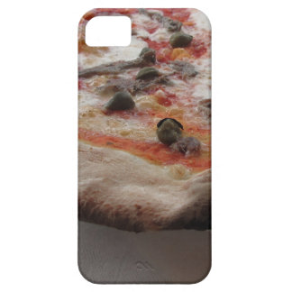 Original italian pizza with capers and anchovies barely there iPhone 5 case