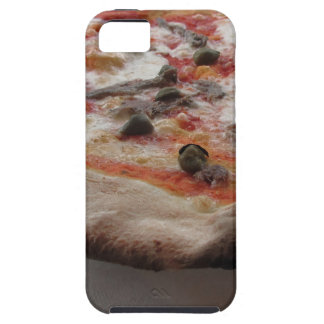 Original italian pizza with capers and anchovies case for the iPhone 5