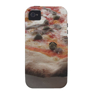 Original italian pizza with capers and anchovies case for the iPhone 4