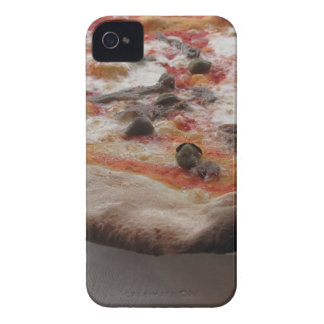 Original italian pizza with capers and anchovies Case-Mate iPhone 4 cases