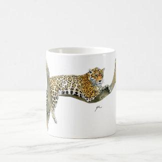 Original Jaguar Art Coffee Mug