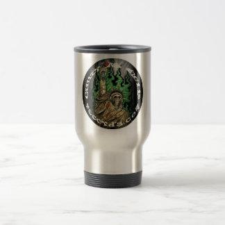 Original Logo Stainless Steel Travel Mug