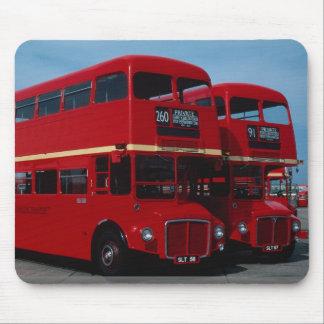 "Original London """"Routemaster"""" bus of 1954 Mouse Mat"