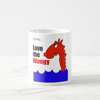 "Original ""Love the Woogy"" cup Mugs"