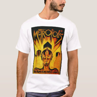 Original METROPOLIS RESTORED Adaptation T-Shirt