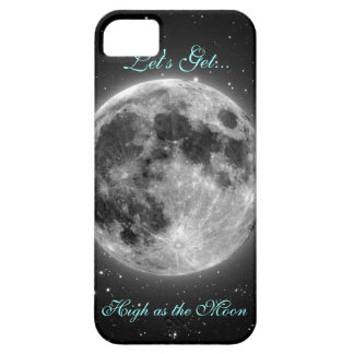 Original Moon and Star's iPhone Cover Case For The iPhone 5