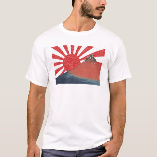 Original Mount Fuji Design T-Shirt
