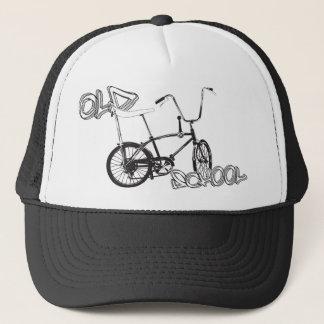 Original old School bike and graffiti Trucker Hat