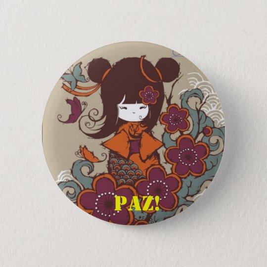 ORIGINAL! PEACE Buttons