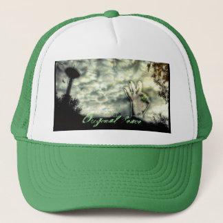 Original Peace Irie Needle Green Snapback Cap