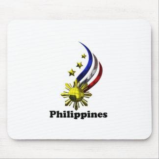 Original Philippine Logo Mabuhay Pilipinas Mouse Pad