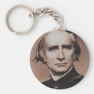 Original photo of Liszt, virtuoso pianist Key Chain