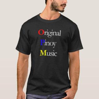 Original pinoy music colored T-Shirt