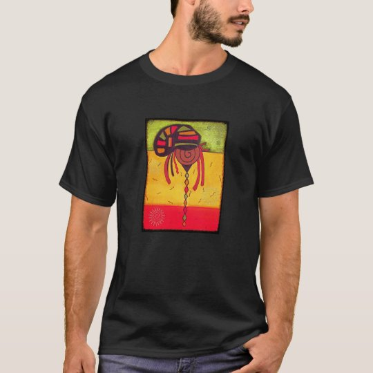 original rasta art!!! T-Shirt