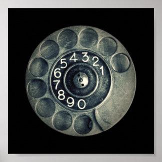 original rotary phone posters