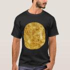 Original Rulers Coin (Gold/ Black) T-Shirt