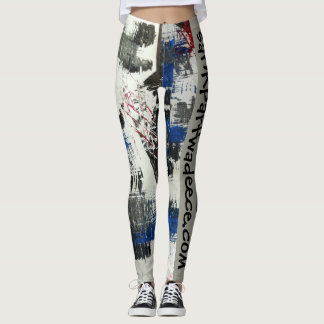 Original Sank Parfwa Deece Design Leggings