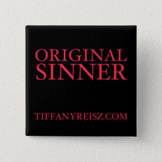 Original Sinner Button