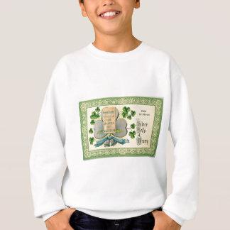 Original St Patrick's day vintage irish draw Sweatshirt