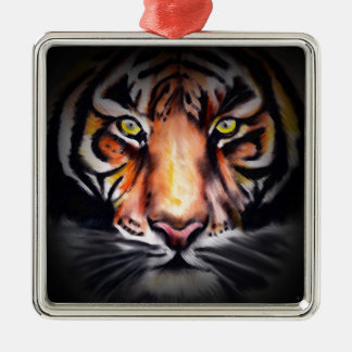 Original Tiger Design Christmas Ornament