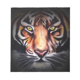 Original Tiger Design Notepad