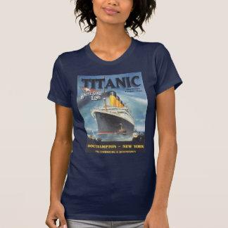 Original Titanic Poster remake Tee Shirt