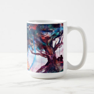 Original Tree Art Coffee Mug