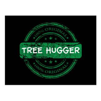 Original Tree Hugger Postcards