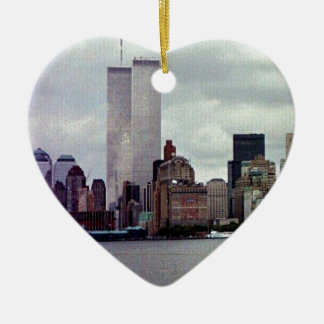 Original Twin Towers Christmas Ornament
