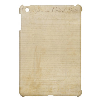 Original United States Constitution Bill of Rights Cover For The iPad Mini