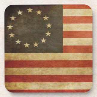 Original United States Flag Coaster