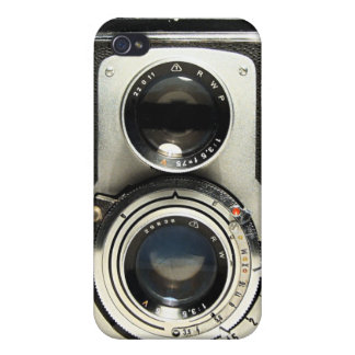 Original vintage camera covers for iPhone 4