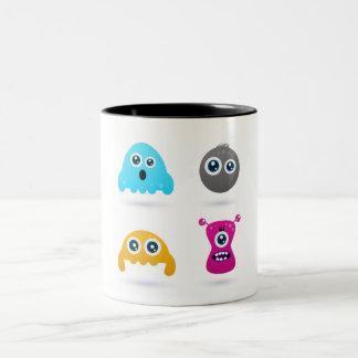 """Original vintage """"ILL"""" Mug with Germs"""