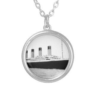 Original vintage photo of Titanic Necklaces