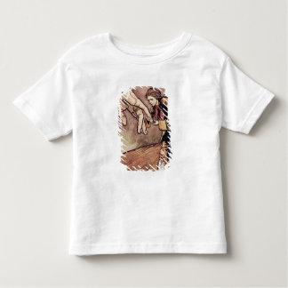 Original watercolour illustration for Gulliver's Toddler T-Shirt