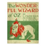 Original wizard of Oz Cover