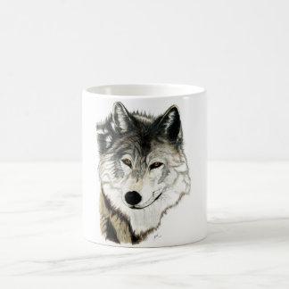 Original Wolf Art Mug