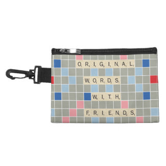 Original Words With Friends Accessories Bag