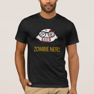 Original Zombie Nerd. T-Shirt