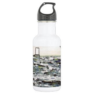 Origins and Destinations - Custom Print! 532 Ml Water Bottle