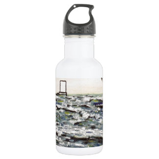 Origins and Destinations - Custom Print! 532 Ml Water Bottle