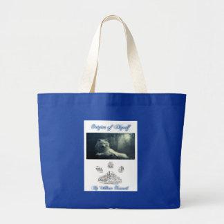 Origins of Myself Jumbo Tote Bag