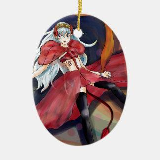 Origional artwork- Melody Christmas Ornament