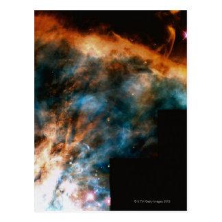 Orion 2 postcard