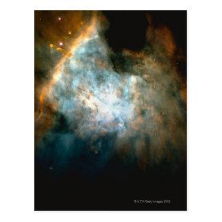Orion 3 postcard