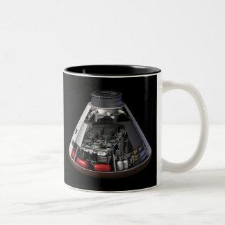 Orion Cutaway Two-Tone Coffee Mug