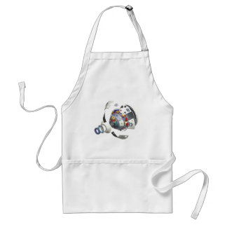 Orion Exploded View Standard Apron