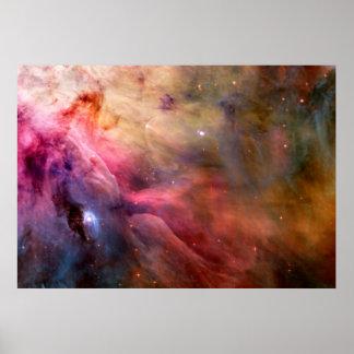 Orion nebula2 print